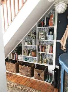 Awesome Storage Ideas For Under Stairs To Try Asap 11