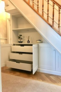 Awesome Storage Ideas For Under Stairs To Try Asap 12