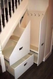 Awesome Storage Ideas For Under Stairs To Try Asap 16