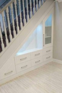 Awesome Storage Ideas For Under Stairs To Try Asap 48