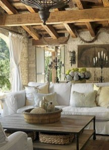 Beautiful French Country Living Room Decor Ideas To Copy Asap 14