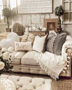 Beautiful French Country Living Room Decor Ideas To Copy Asap 21