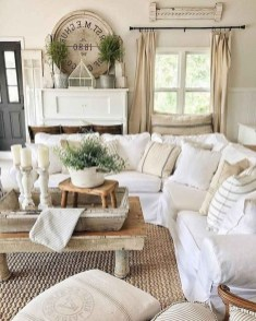 Beautiful French Country Living Room Decor Ideas To Copy Asap 22