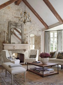 Beautiful French Country Living Room Decor Ideas To Copy Asap 23