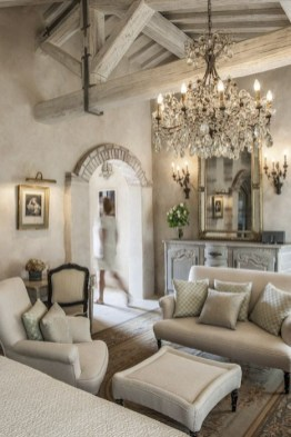 Beautiful French Country Living Room Decor Ideas To Copy Asap 33