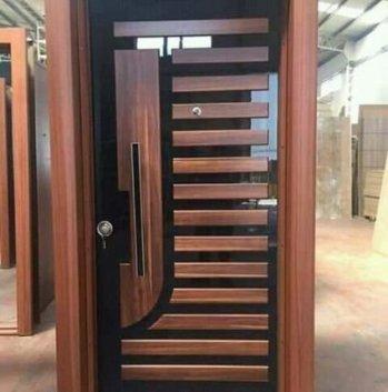 Best Wooden Door Design Ideas To Try Right Now 08