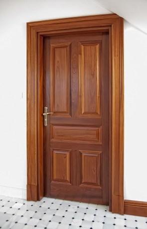 Best Wooden Door Design Ideas To Try Right Now 26