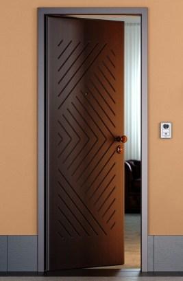 Best Wooden Door Design Ideas To Try Right Now 35
