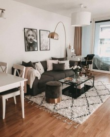 Cozy Apartment Living Room Decorating Ideas That You Need To Try 01