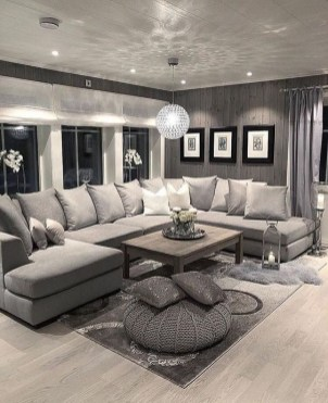 Cozy Apartment Living Room Decorating Ideas That You Need To Try 15