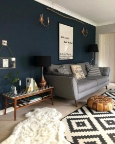 Cozy Apartment Living Room Decorating Ideas That You Need To Try 20