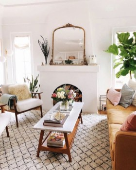 Cozy Apartment Living Room Decorating Ideas That You Need To Try 25