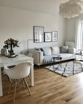Cozy Apartment Living Room Decorating Ideas That You Need To Try 27