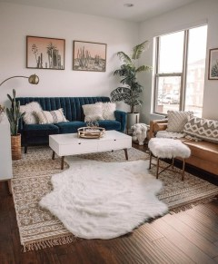 Cozy Apartment Living Room Decorating Ideas That You Need To Try 29