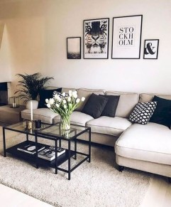 Cozy Apartment Living Room Decorating Ideas That You Need To Try 31