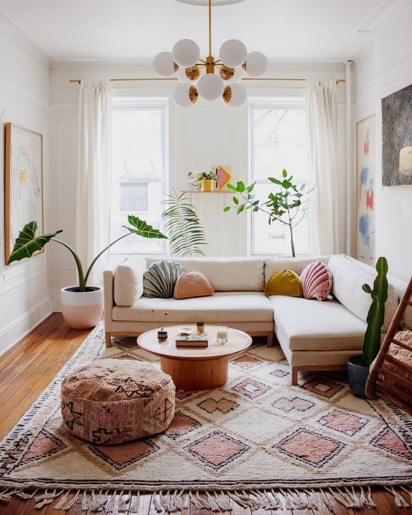 Cozy Apartment Living Room Decorating Ideas That You Need To Try 37