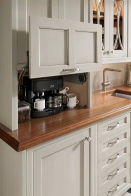 Elegant Farmhouse Kitchen Cabinet Makeover Design Ideas That Very Cozy 36