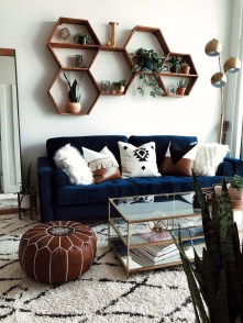 Excellent Living Room Wall Decoration Ideas That You Will Love 14
