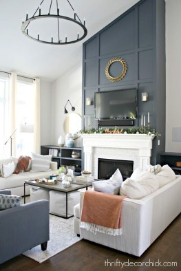 Excellent Living Room Wall Decoration Ideas That You Will Love 15