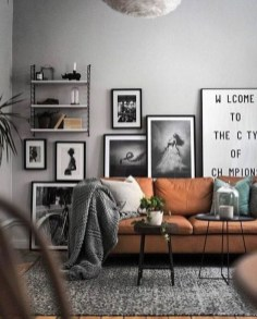 Excellent Living Room Wall Decoration Ideas That You Will Love 30