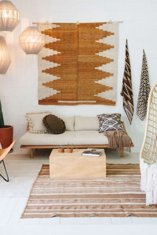 Excellent Living Room Wall Decoration Ideas That You Will Love 38