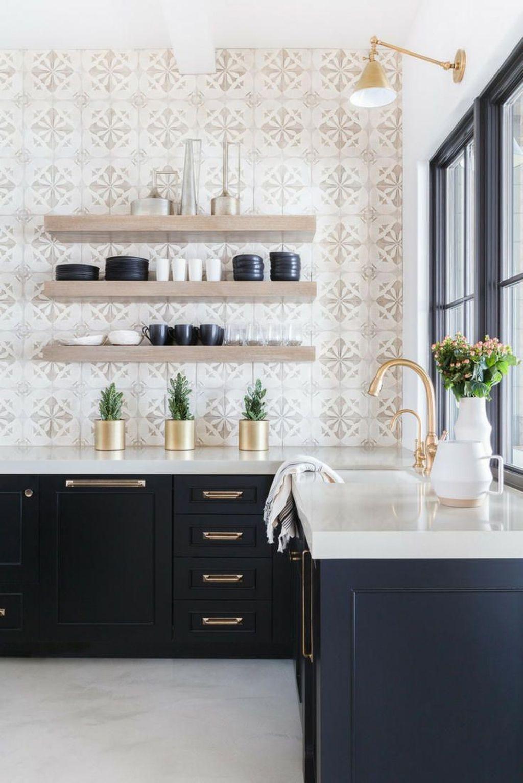 Fabulous Farmhouse Kitchen Backsplash Design Ideas To Copy 05