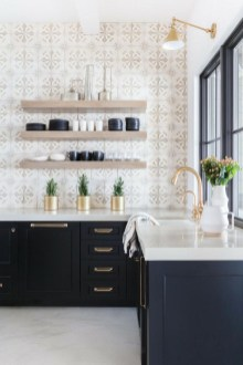 Fabulous Farmhouse Kitchen Backsplash Design Ideas To Copy 05