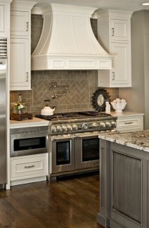 Fabulous Farmhouse Kitchen Backsplash Design Ideas To Copy 14