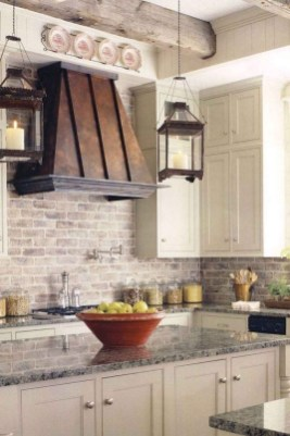 Fabulous Farmhouse Kitchen Backsplash Design Ideas To Copy 15