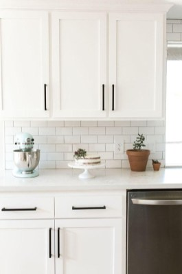 Fabulous Farmhouse Kitchen Backsplash Design Ideas To Copy 36