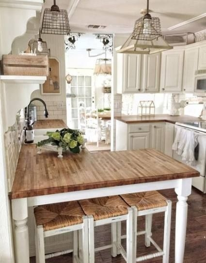 Fabulous Farmhouse Kitchen Backsplash Design Ideas To Copy 40