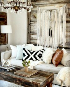 Gorgeous Farmhouse Living Room Makeover Decor Ideas To Try Asap 21