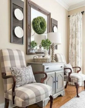 Gorgeous Farmhouse Living Room Makeover Decor Ideas To Try Asap 26