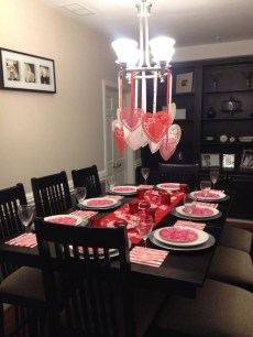 Lovely Valentines Day Table Centerpieces Ideas To Try Asap 23