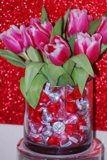 Lovely Valentines Day Table Centerpieces Ideas To Try Asap 50
