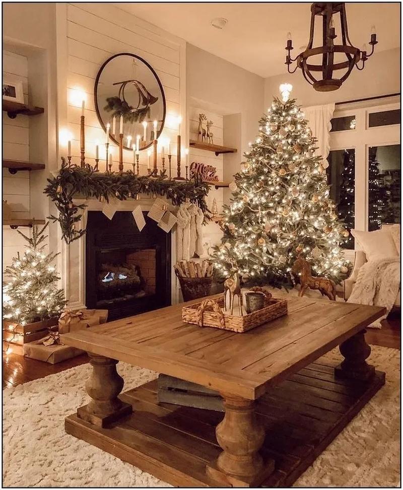 Popular Farmhouse Home Decor Ideas To Copy Asap 25
