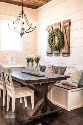 Popular Farmhouse Home Decor Ideas To Copy Asap 45