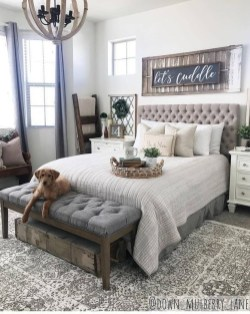 Pretty Farmhouse Master Bedroom Ideas To Try Asap 10