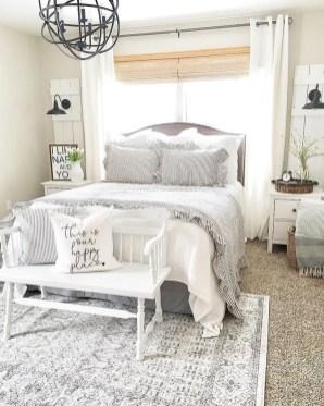 Pretty Farmhouse Master Bedroom Ideas To Try Asap 17