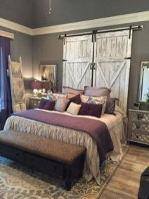 Pretty Farmhouse Master Bedroom Ideas To Try Asap 23