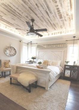 Pretty Farmhouse Master Bedroom Ideas To Try Asap 24