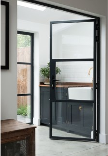 Sophisticated Home Door Designs Ideas That Are Suitable For Your Home 28