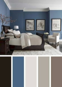 Spectacular Bedroom Paint Colors Design Ideas That Soothing To Make Your Sleep More Comfort 01