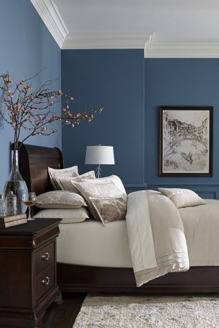 Spectacular Bedroom Paint Colors Design Ideas That Soothing To Make Your Sleep More Comfort 15