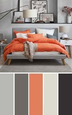 Spectacular Bedroom Paint Colors Design Ideas That Soothing To Make Your Sleep More Comfort 36