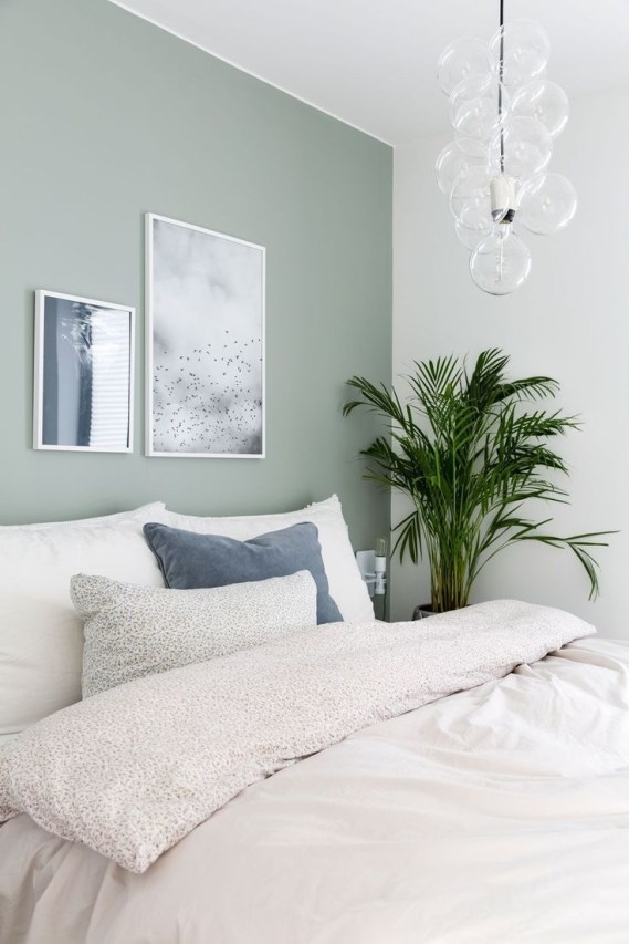 Spectacular Bedroom Paint Colors Design Ideas That Soothing To Make Your Sleep More Comfort 37