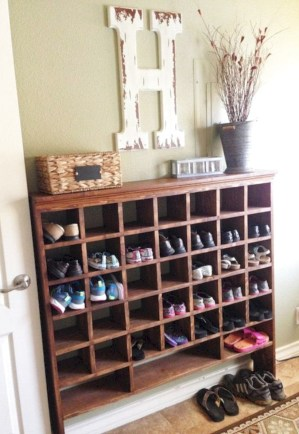 Spectacular Diy Shoe Storage Ideas For Best Home Organization To Try 09