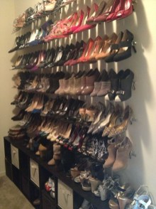 Spectacular Diy Shoe Storage Ideas For Best Home Organization To Try 13