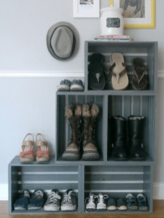 Spectacular Diy Shoe Storage Ideas For Best Home Organization To Try 22