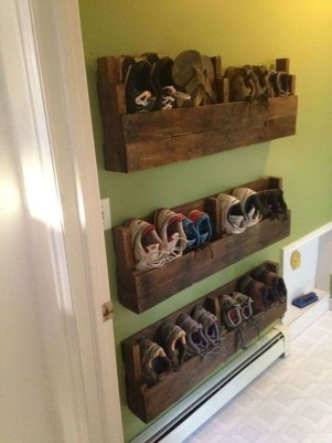 Spectacular Diy Shoe Storage Ideas For Best Home Organization To Try 34